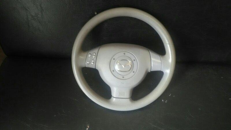 Airbag на руль Mazda Demio DY3W ZJ-VE 2002
