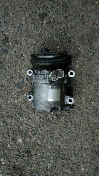 Компрессор кондиционера Nissan Wingroad WHY10 SR18DE 1997
