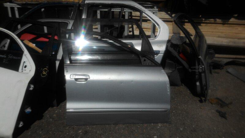 Дверь Mitsubishi Galant EA1A 4G93 передняя правая
