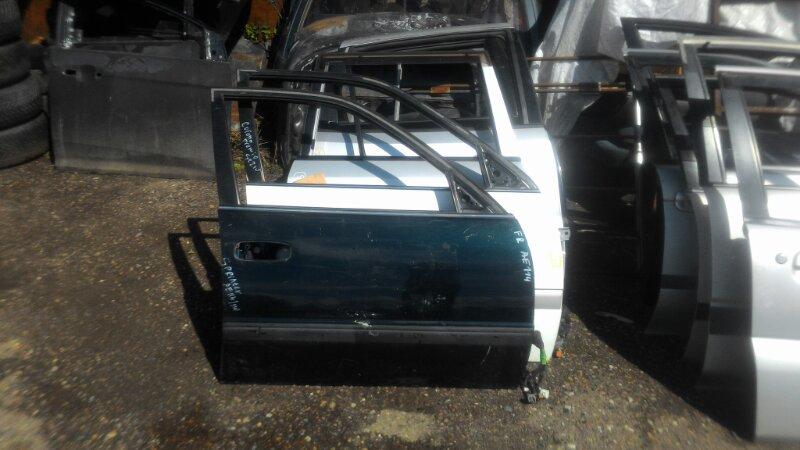 Дверь Toyota Sprinter AE114/ 110 передняя правая