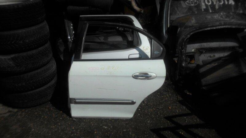 Дверь Hyundai Sonata EF задняя левая
