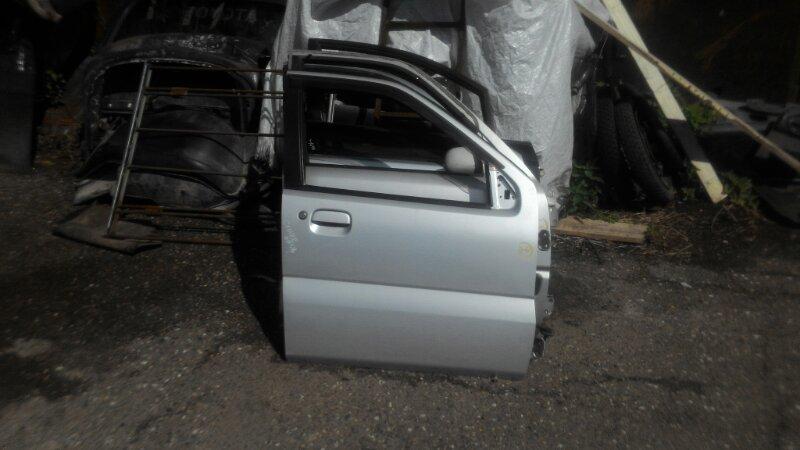 Дверь Suzuki Chevrolet Cruze HR82 M15A передняя правая