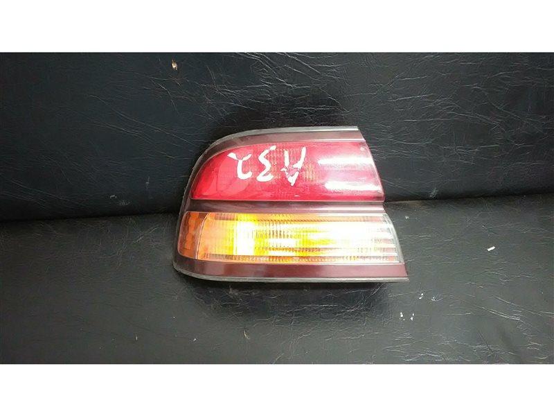 Стоп-сигнал Nissan Cefiro А32 VQ20 задний левый