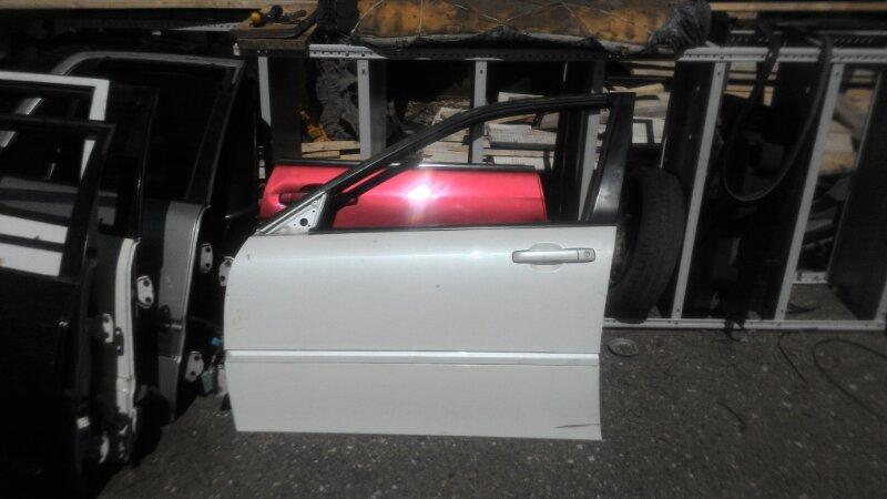 Дверь Honda Torneo CF4 F20B передняя левая