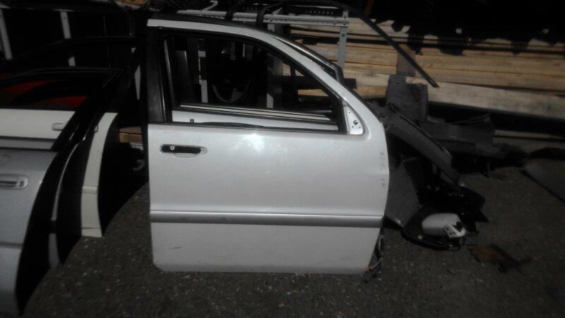 Дверь Toyota Raum EXZ10 5EFE передняя правая