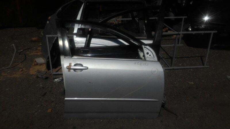 Дверь Toyota Corolla Fielder ZZE124 1ZZ-FE передняя правая