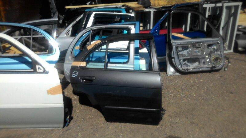 Дверь Nissan Pulsar FN15 GA16 задняя правая