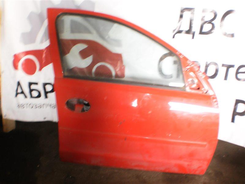 Дверь Opel Corsa C F68 передняя правая