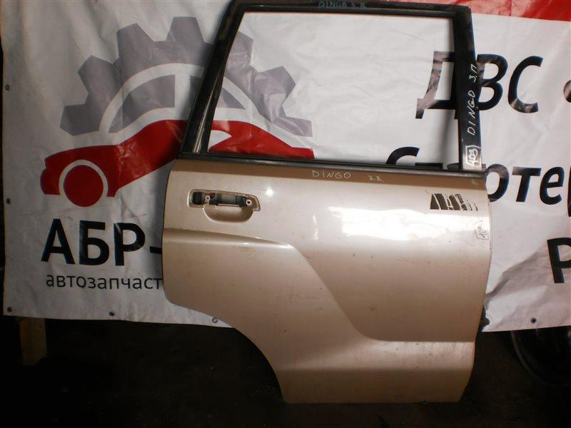 Дверь Mitsubishi Dingo задняя правая