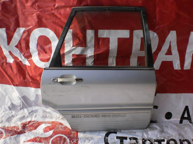 Дверь Mitsubishi Galant E33A задняя правая