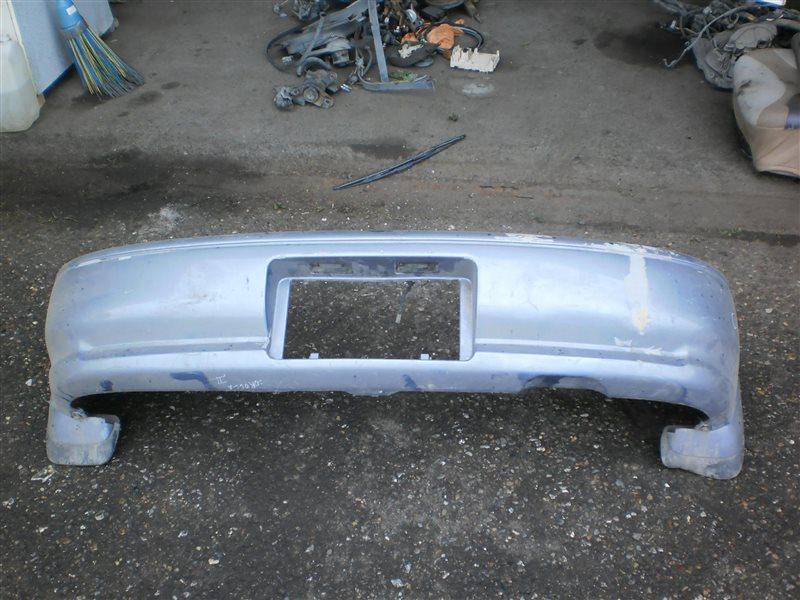 Бампер задний Toyota Corolla Ii EL50