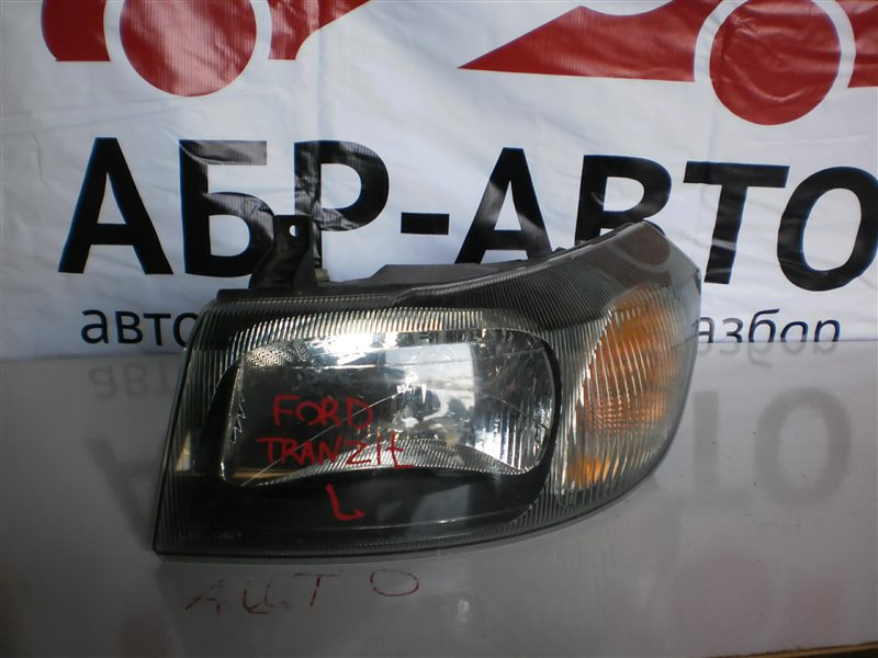 Фара Ford Transit передняя левая