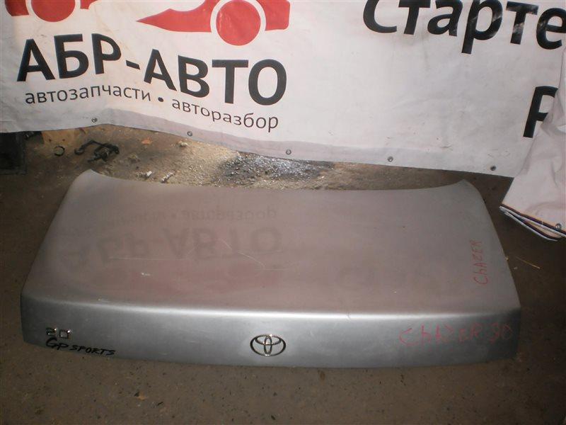 Крышка багажника Toyota Chaser GX90