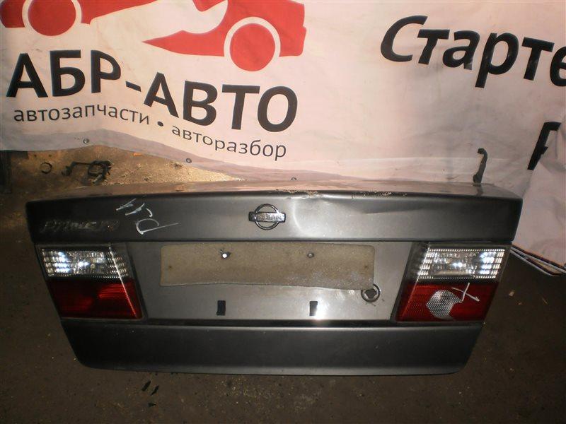 Крышка багажника Nissan Primera P11