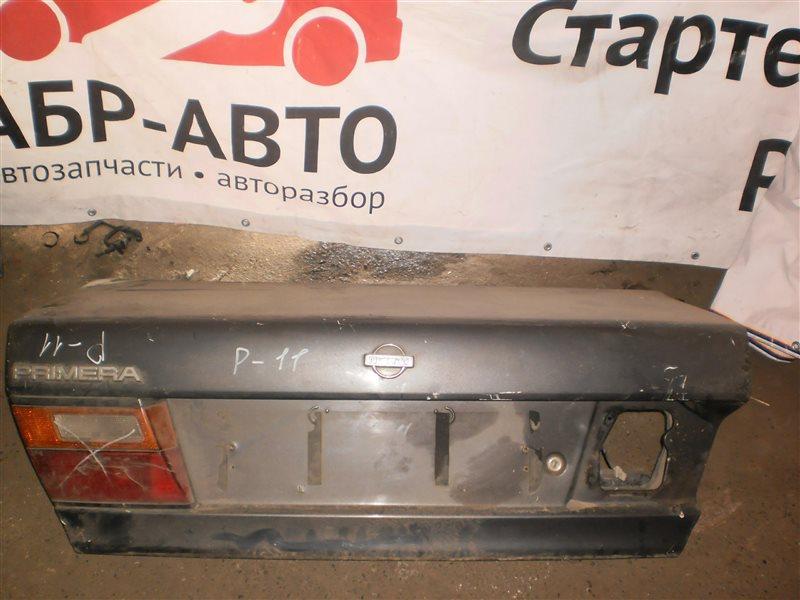 Крышка багажника Nissan Primera P10