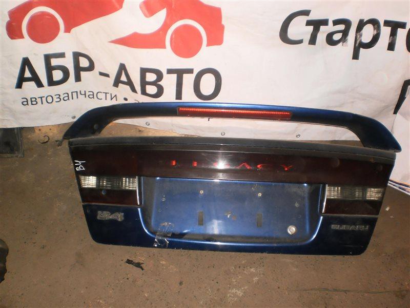 Крышка багажника Subaru Legacy B4