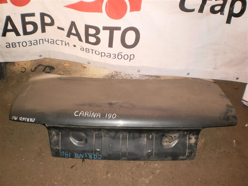 Крышка багажника Toyota Carina 190