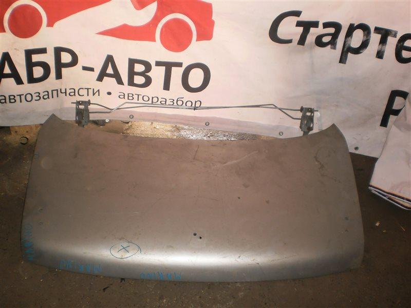 Крышка багажника Toyota Sprinter Marino AE100
