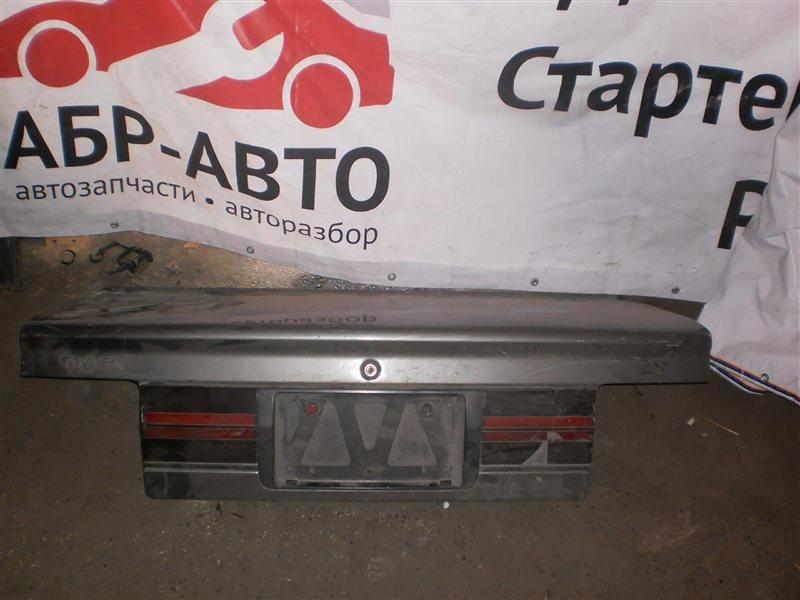 Крышка багажника Toyota Mark Ii JZX90