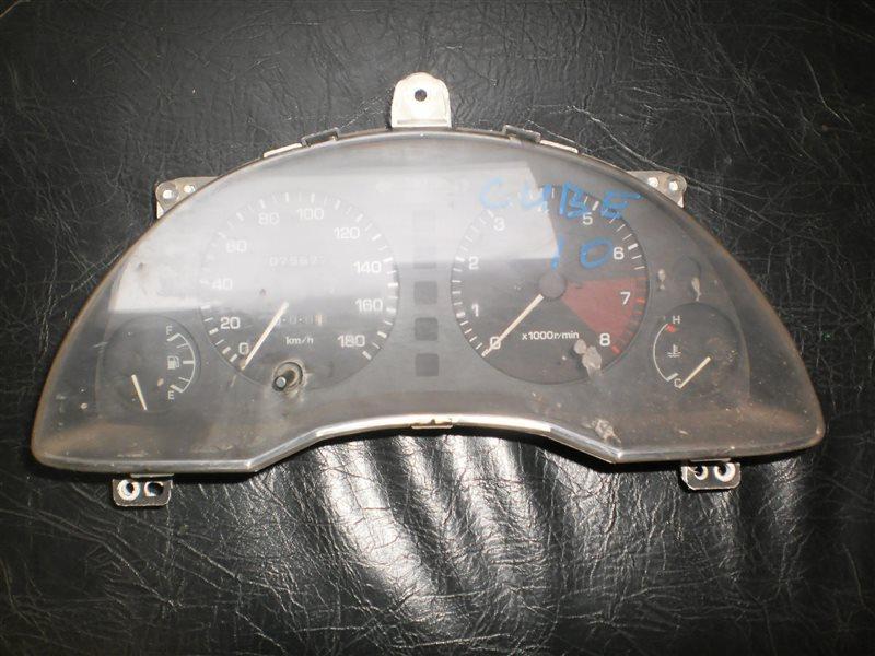 Панель приборов Nissan Cube AZ10