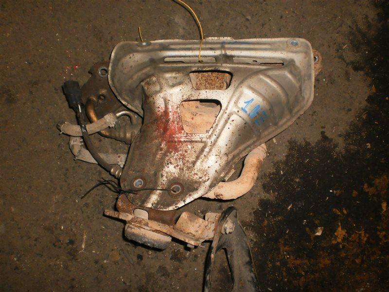 Коллектор выпускной Toyota Corolla Axio NZE141 1NZ