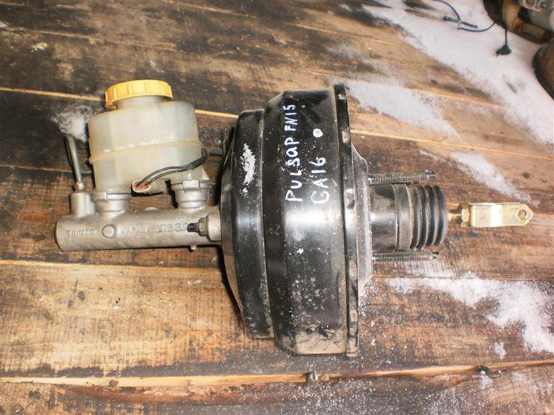 Главный тормозной цилиндр Nissan Pulsar FN15 GA16
