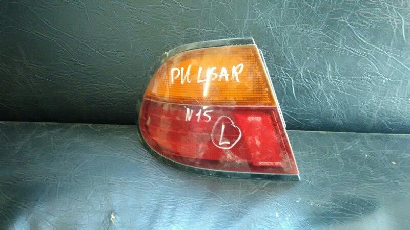Стоп-сигнал Nissan Pulsar FN15 левый