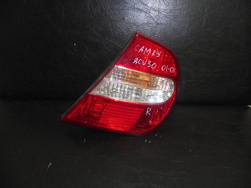 Стоп-сигнал Toyota Camry ACV30 2AZFE 01 задний правый