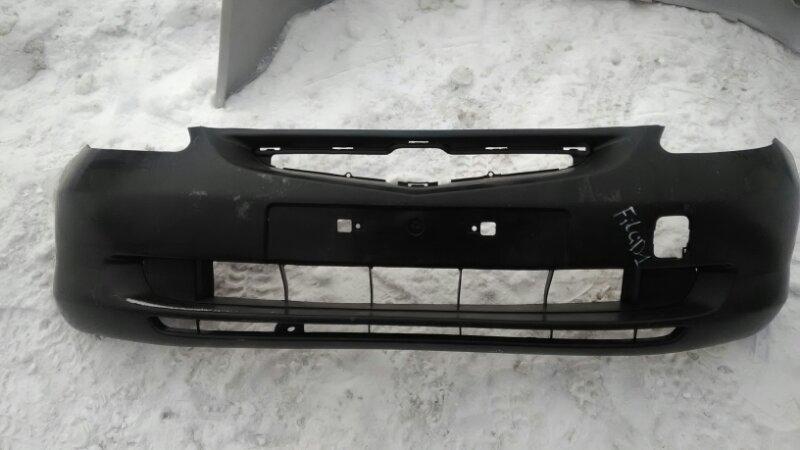 Бампер передний Honda Fit GD1 L13A 01