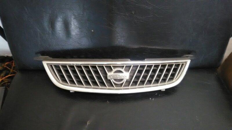 Решетка радиатора Nissan Sunny FB15 передняя
