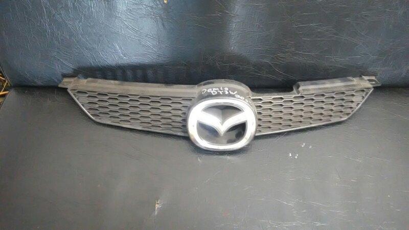 Решетка радиатора Mazda Demio DY3W 2005 передняя