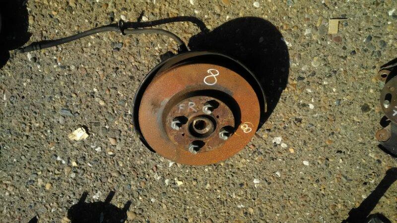 Тормозной диск Toyota Funcargo NCP20 2NZFE передний правый