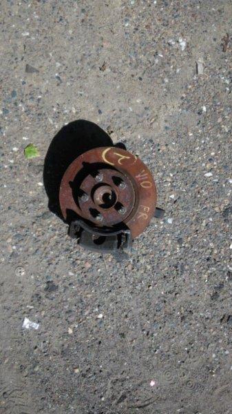 Тормозной диск Nissan Tino V10 QG18DE передний правый