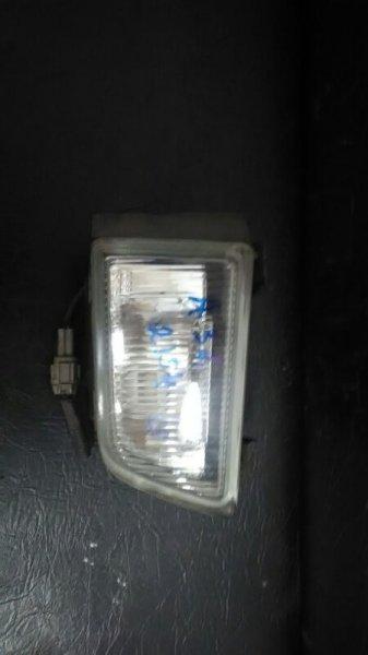 Туманка Nissan Cefiro А32 VQ20 передняя левая