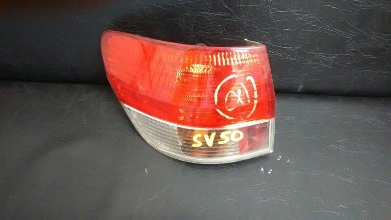 Стоп-сигнал Toyota Vista Ardeo SV50 передний правый