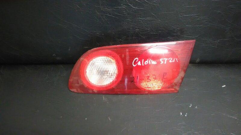 Стоп-сигнал Toyota Caldina ST215 задний правый