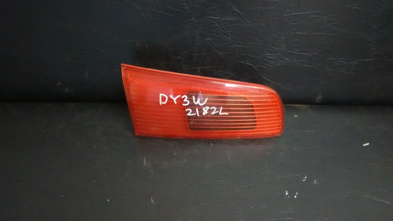 Стоп-вставка Mazda Demio DY3W задняя левая