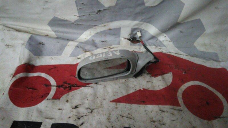 Зеркало боковое Toyota Sprinter Marino AE100 переднее левое