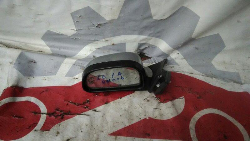 Зеркало боковое Mitsubishi Galant EC1A 4G93 переднее левое