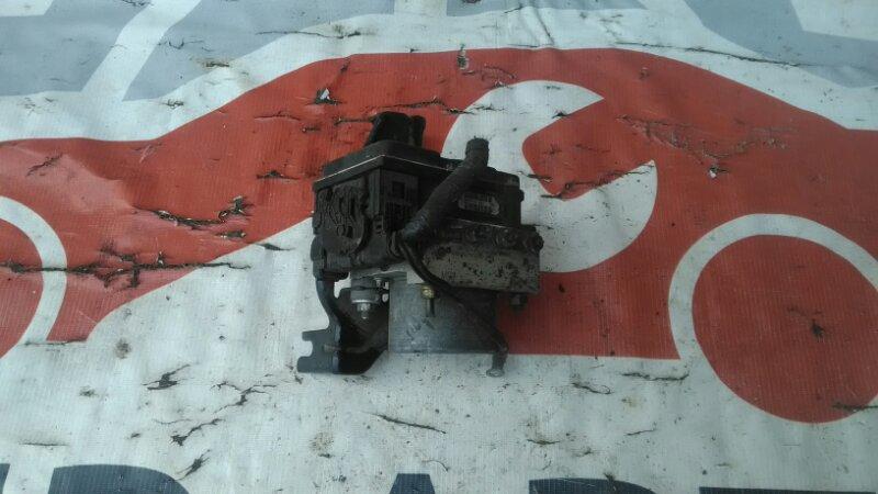 Блок управления abs Nissan March K12 CR12
