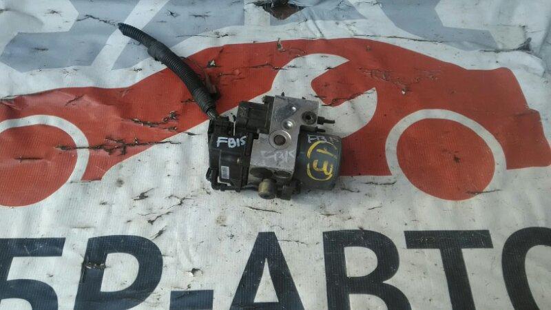 Блок управления abs Nissan Sunny FB15 QG15DE