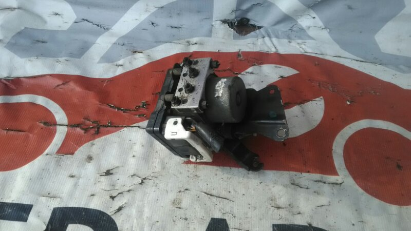 Блок управления abs Mazda Demio DW3W B3