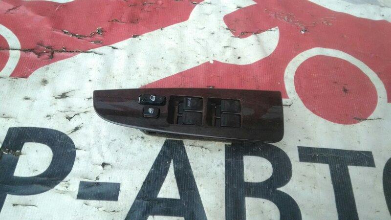 Блок управления стеклоподъемниками Nissan R'nessa N30 SR20DE передний правый