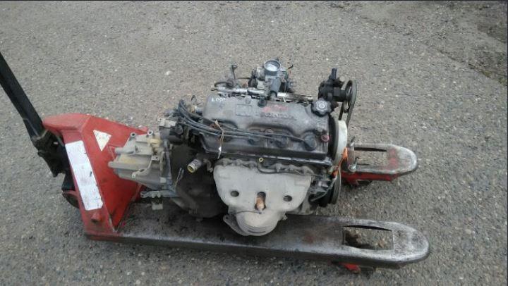 Комплект высоковольтных проводов Honda Logo GA3 D13B 1999