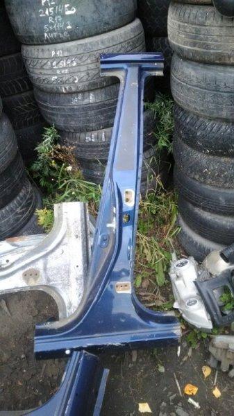 Стойка кузова средняя Toyota Corolla Fielder NZE121 1NZFE левая