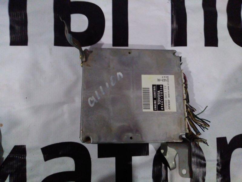 Блок управления двигателем Toyota Allion ZZT240 1ZZFE 2003