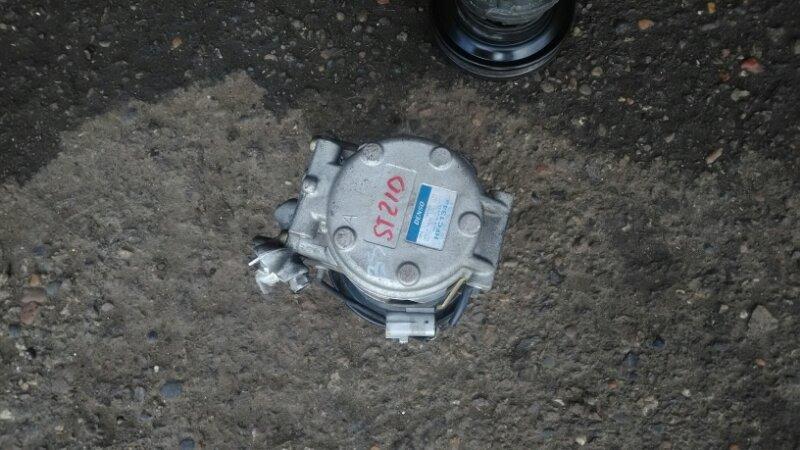 Компрессор кондиционера Toyota Corona Premio ST210 3SFSE