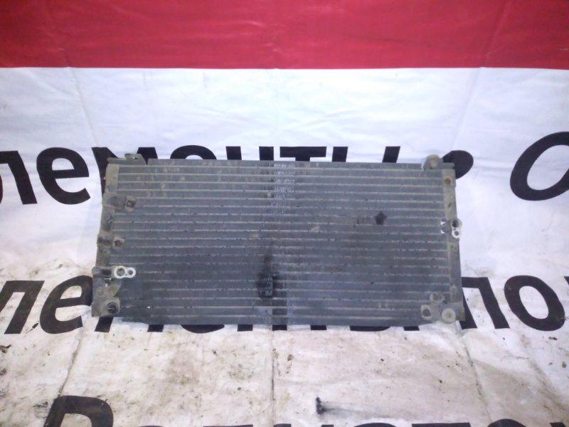 Радиатор кондиционера Toyota Corolla 2 EL41 4EFE 1991