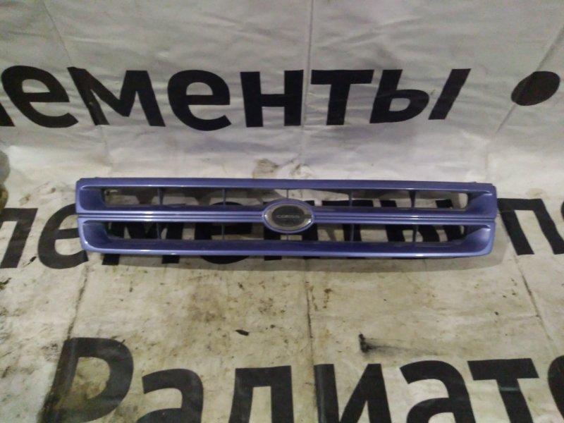Решетка радиатора Toyota Corolla 2 EL41 4EFE 1991
