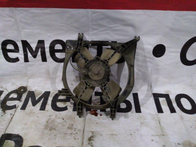 Диффузор радиатора Mazda Demio DW3W B3E 2000